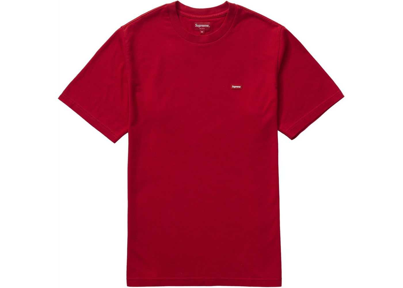 016862ac8fa4 Sell. or Ask. Size S. View All Bids. Supreme Small Box Tee (SS19) Red