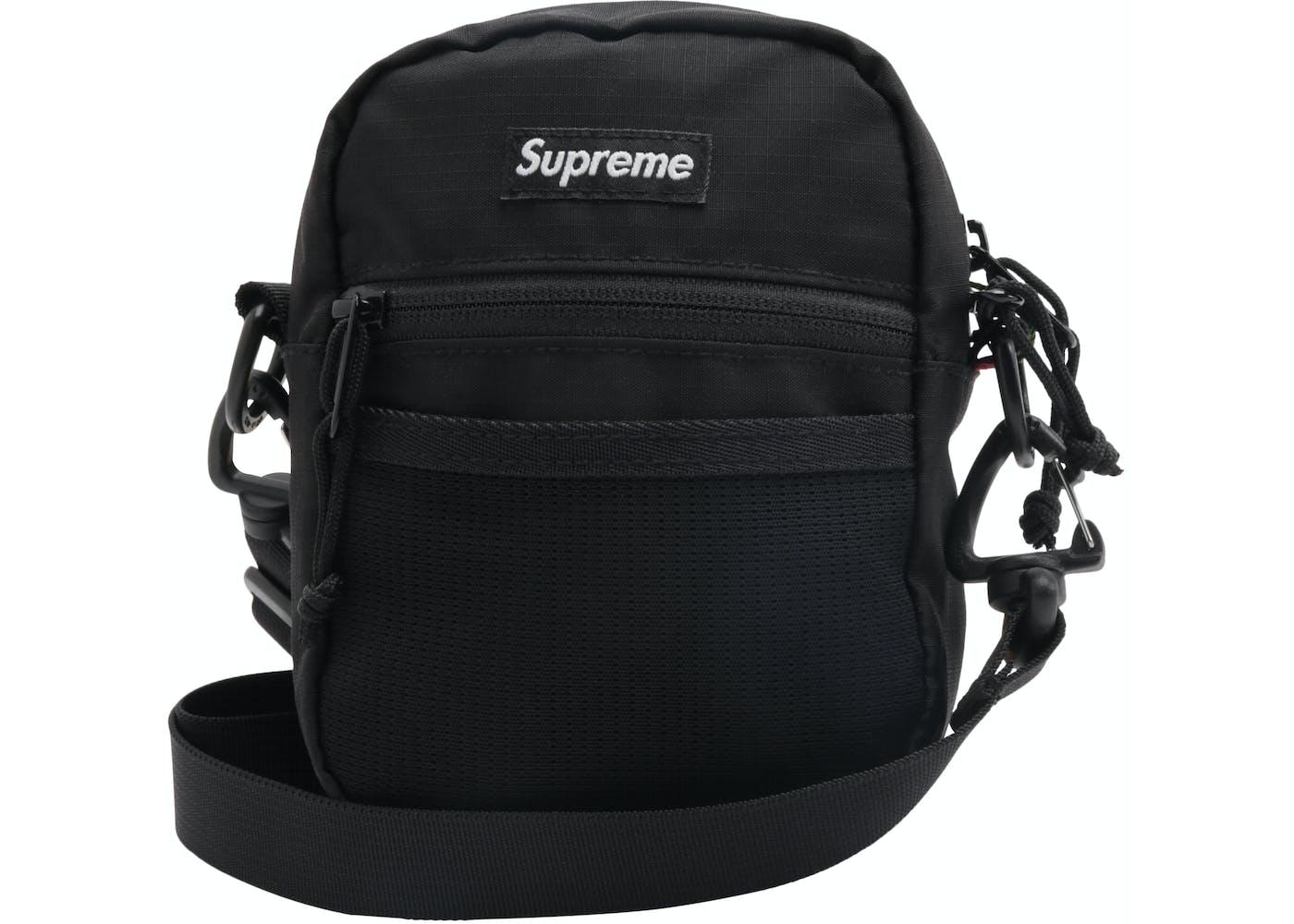 b71c7271a0 Supreme Small Shoulder Bag Black