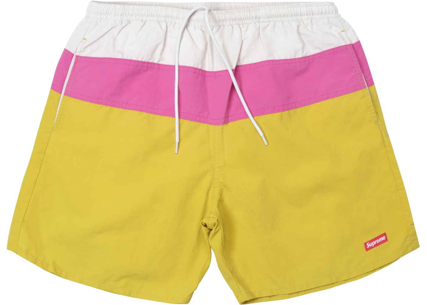 wholesale dealer c21a8 75985 Sell. or Ask. Size L. View All Bids. Supreme Split Logo Water Short Gold