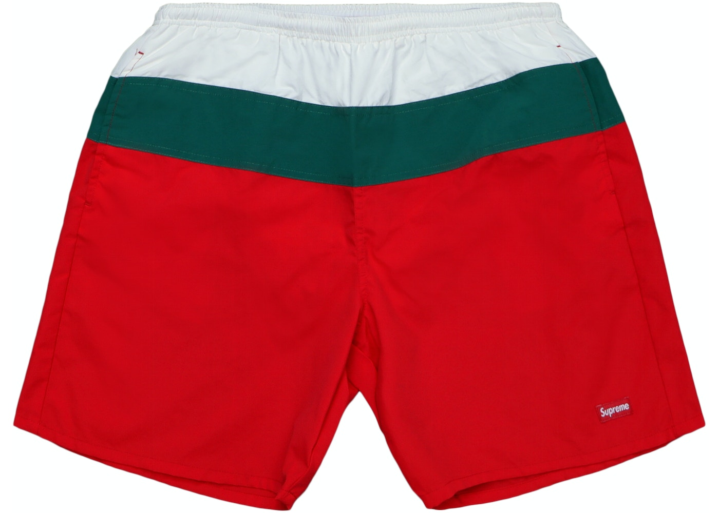 premium selection 983d6 19659 Sell. or Ask. Size L. View All Bids. Supreme Split Logo Water Short Red