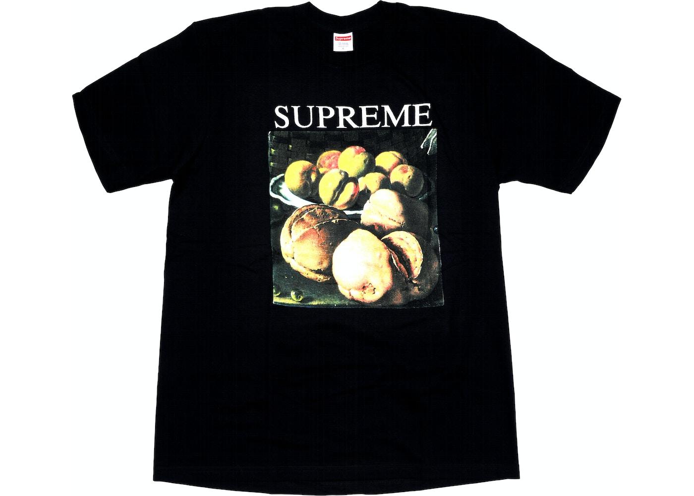 Supreme Still Life Tee Black
