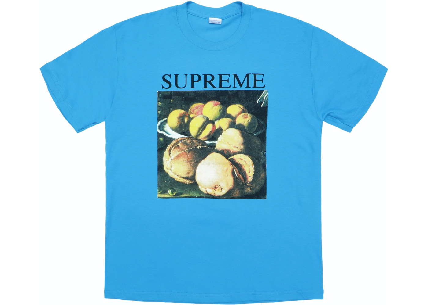 86234530183c Sell. or Ask. Size M. View All Bids. Supreme Still Life Tee Bright Blue
