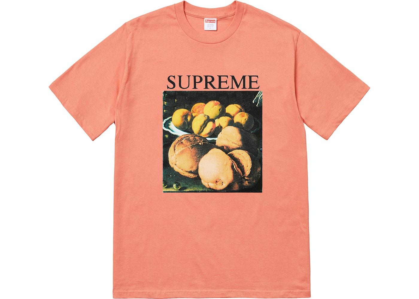 facfe75e1a Supreme Still Life Tee Terra Cotta