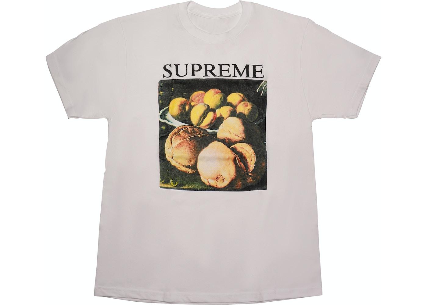 Supreme Still Life Tee White