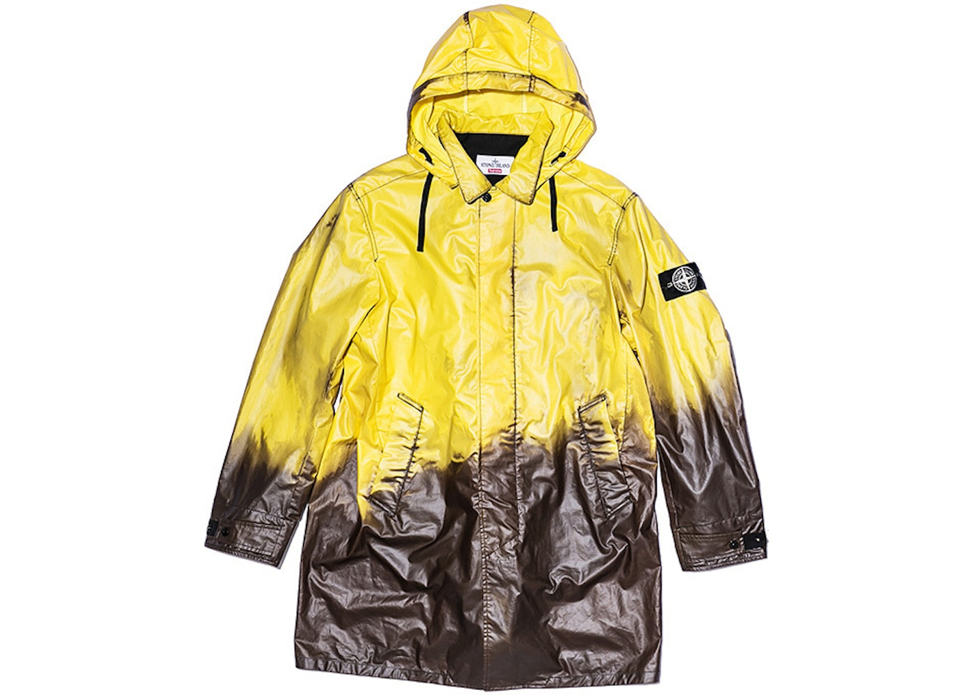 Stone Island Heat Reactive Trench