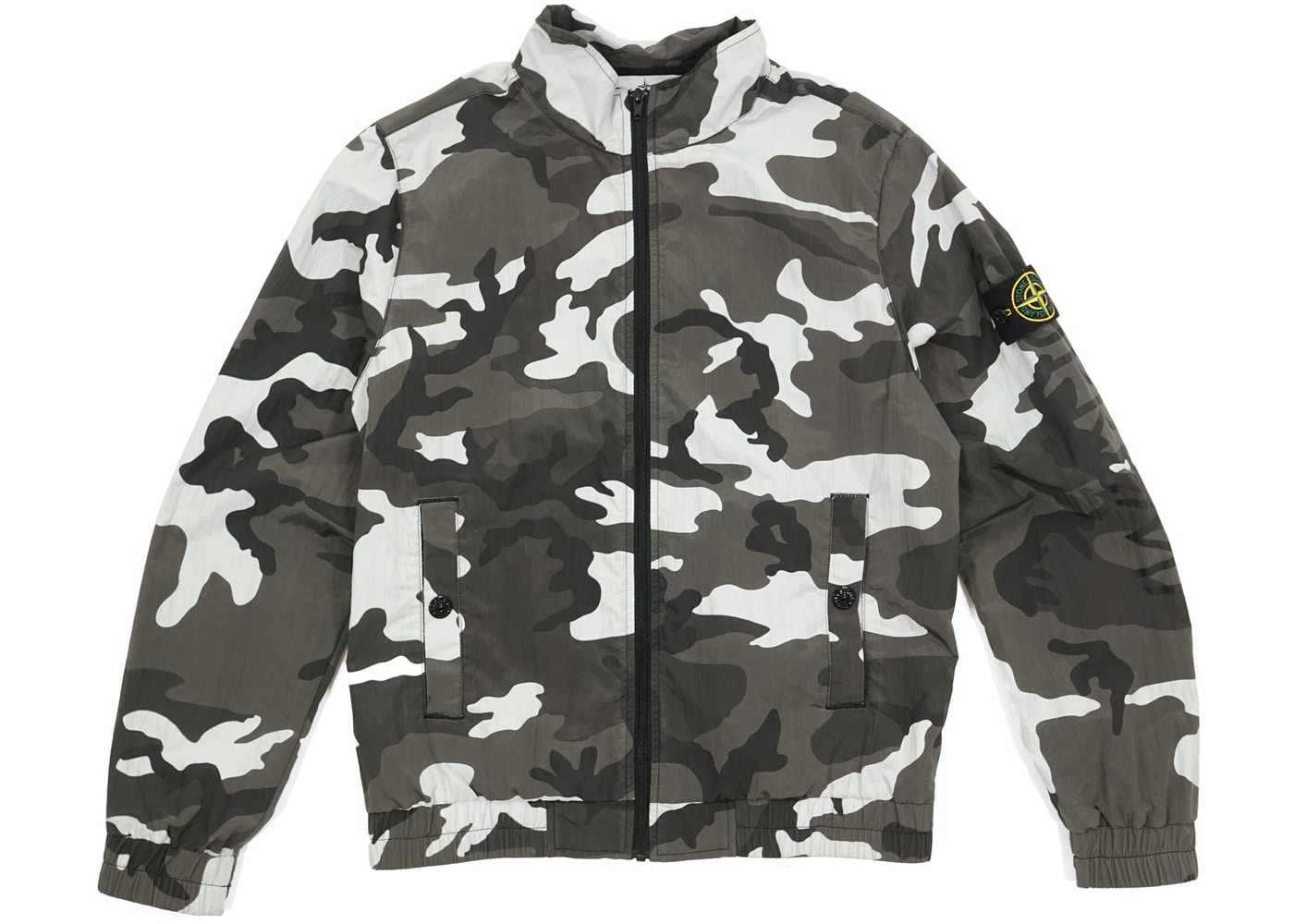 3f951ae3db9b0 Sell. or Ask. Size M. View All Bids. Supreme Stone Island Nylon Metal Track Jacket  Snow Camo