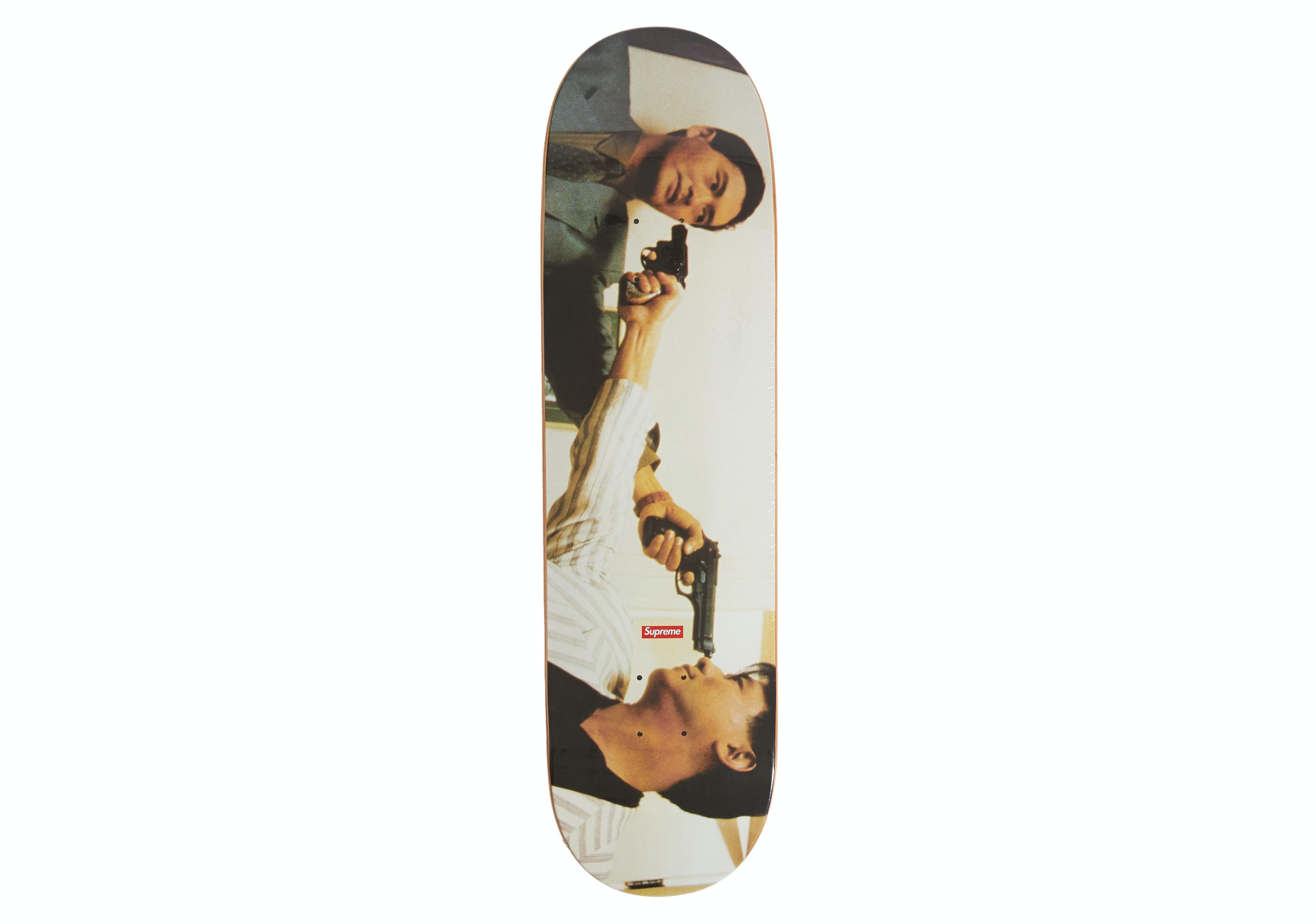 Supreme The Killer Skateboard Deck Multicolor