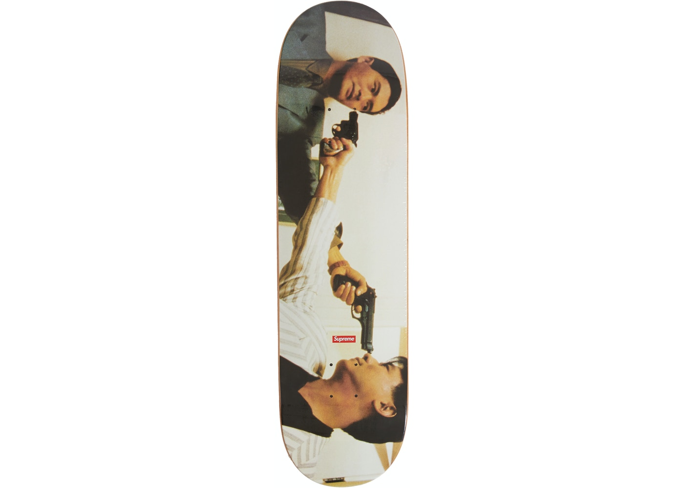 f516b6e1 Supreme The Killer Skateboard Deck Multicolor. The Killer