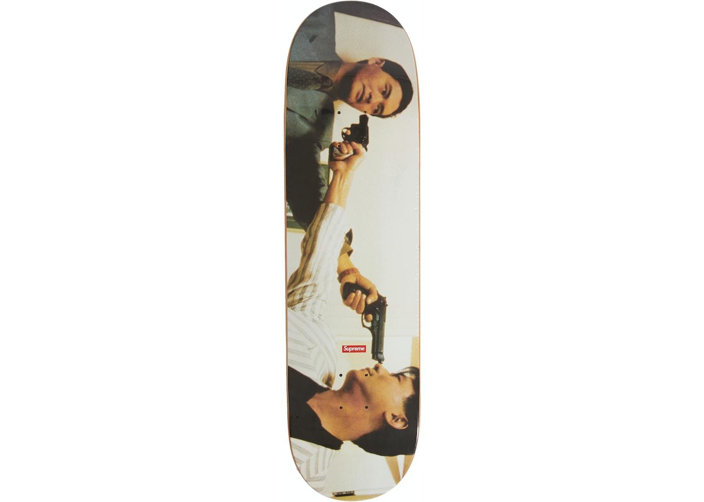 7489fb6d Supreme The Killer Skateboard Deck Multicolor - FW18