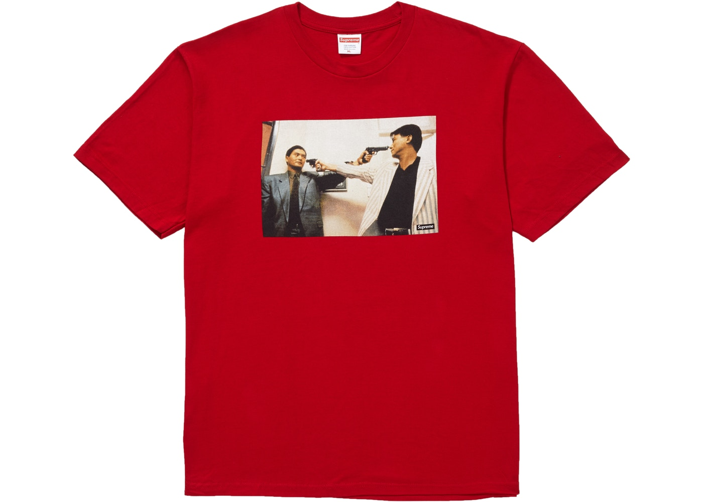 91263bf4 Size: XL. View All Bids. Supreme The Killer Trust Tee Red. The Killer Trust