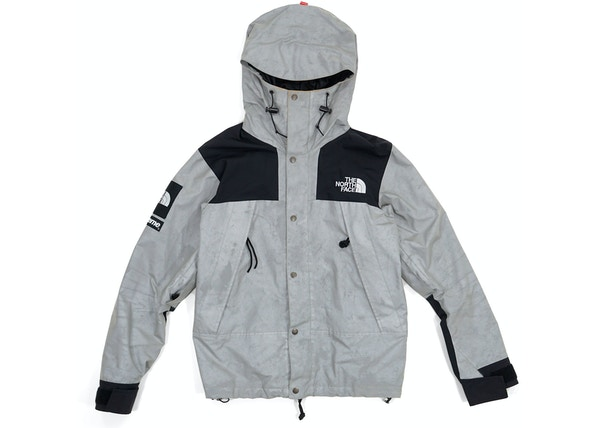 a0d1c38d4f53 Supreme The North Face 3M Reflective Mountain Jacket Black - SS13