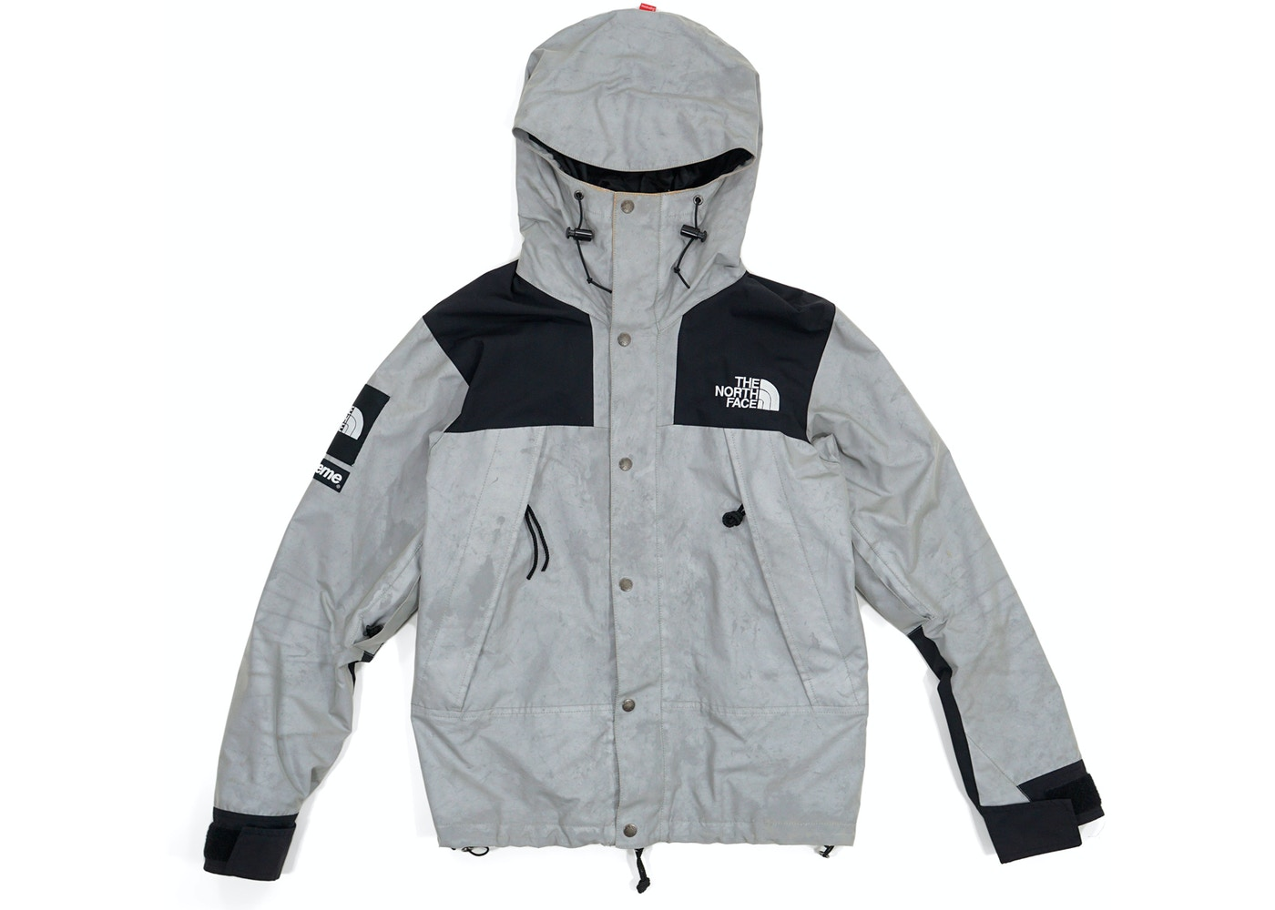 943c32c9 Supreme The North Face 3M Reflective Mountain Jacket Black - SS13