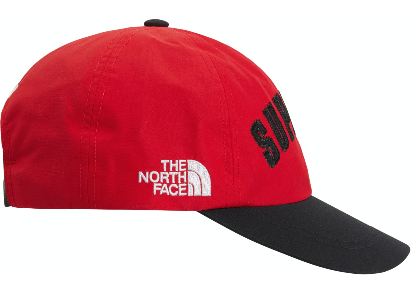 2a08c4ed3 Supreme The North Face Arc Logo 6-Panel Red