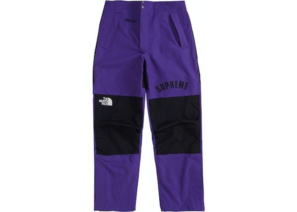 883cf9e81b7 Supreme The North Face Arc Logo Mountain Pant Purple