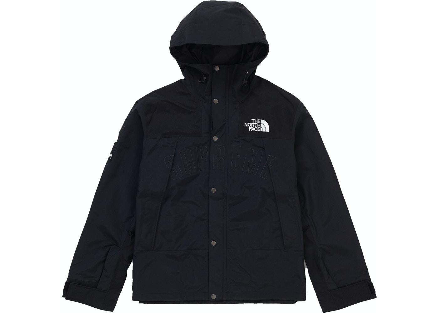 best website 5869b 76115 The North Face Arc Logo Mountain