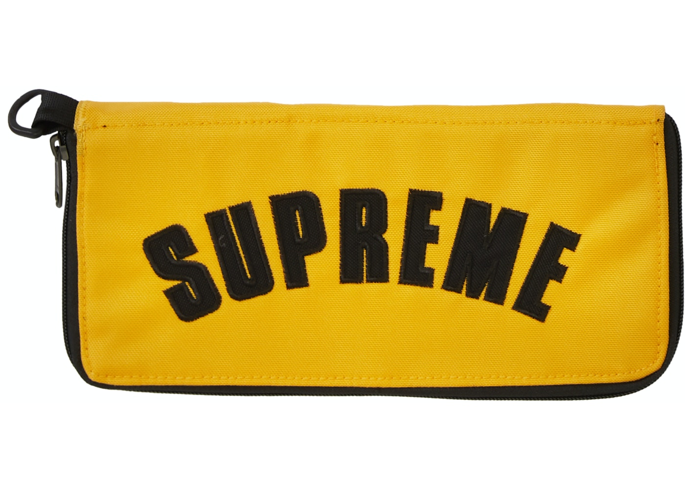 Factory Outlets authentisch perfekte Qualität Supreme The North Face Arc Logo Organizer Yellow