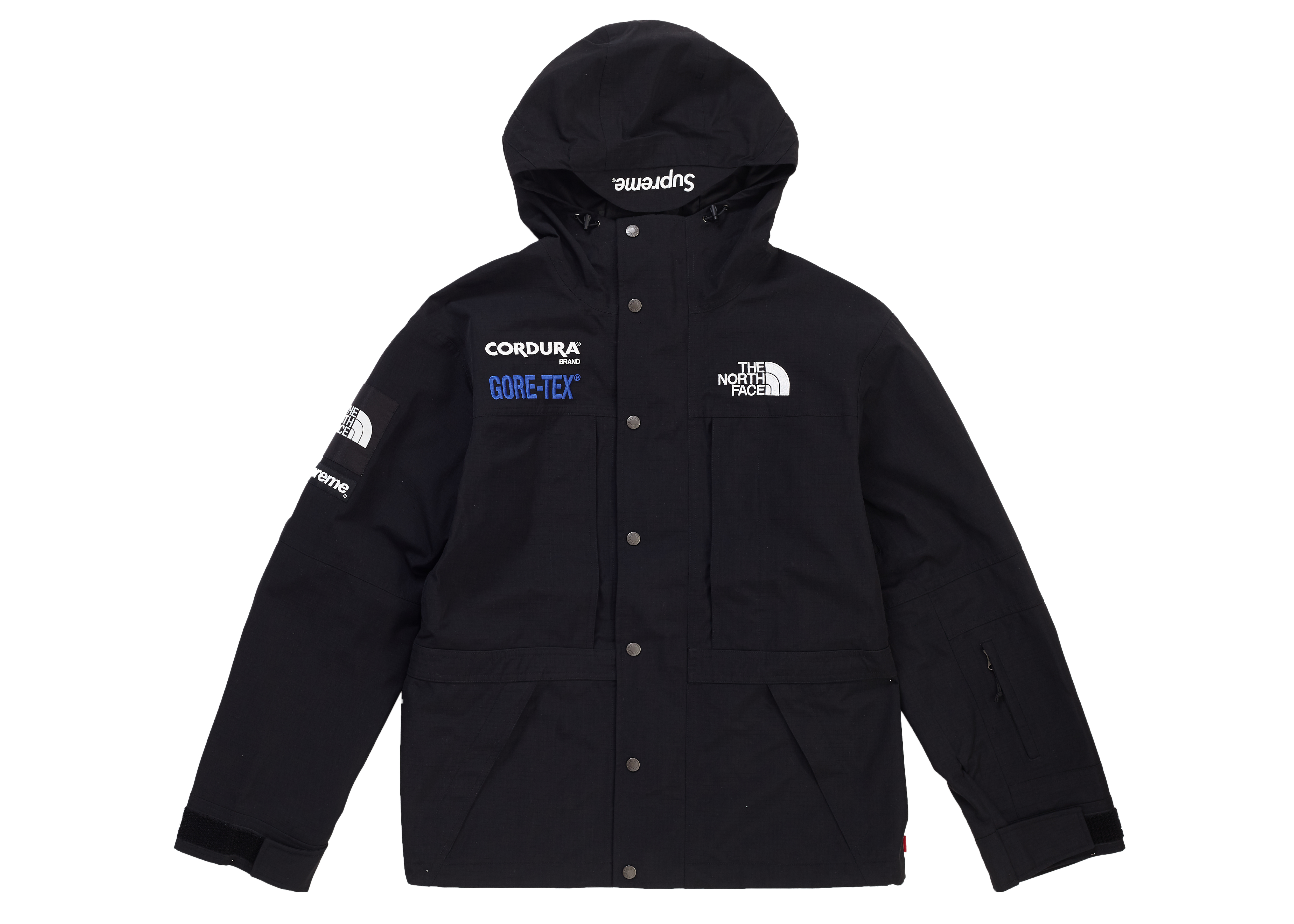 Supreme X The North Face Gore Tex Jacket Fw17