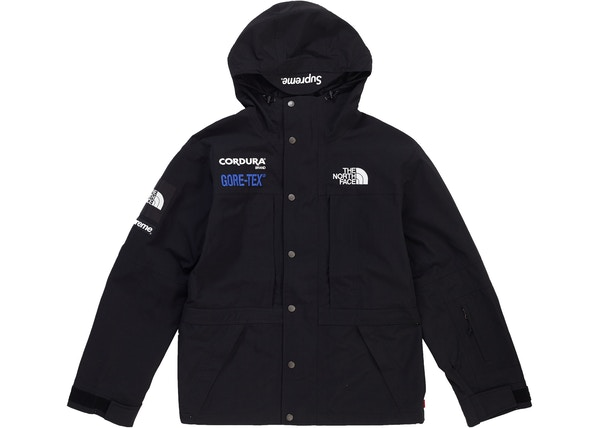 3f8dcf22 Supreme The North Face Expedition (FW18) Jacket Black - FW18