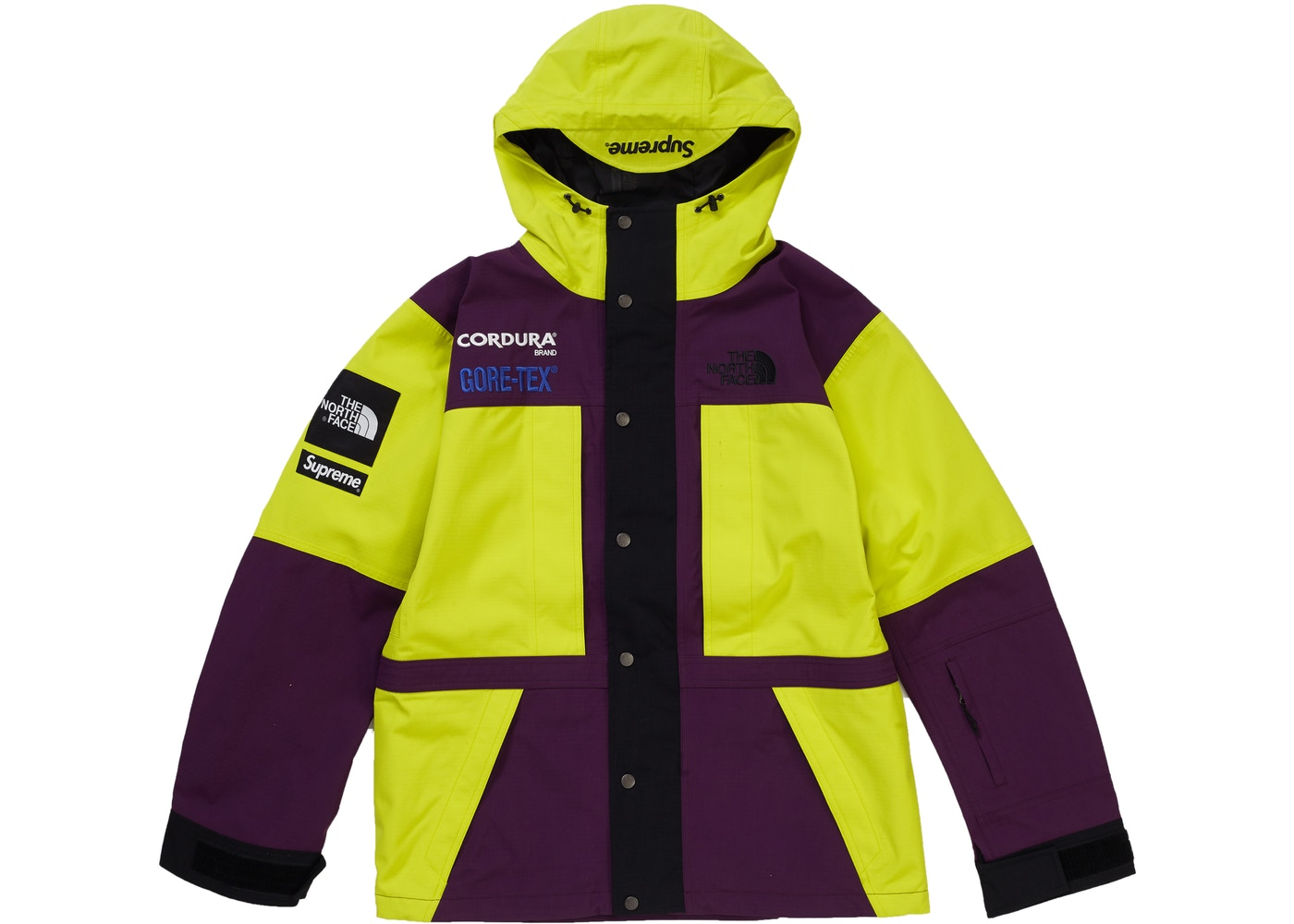 ae5d57600 Supreme The North Face Expedition (FW18) Jacket Sulphur