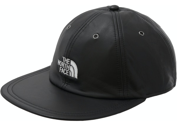 4d2dcaf758d Supreme The North Face Leather 6-Panel Black