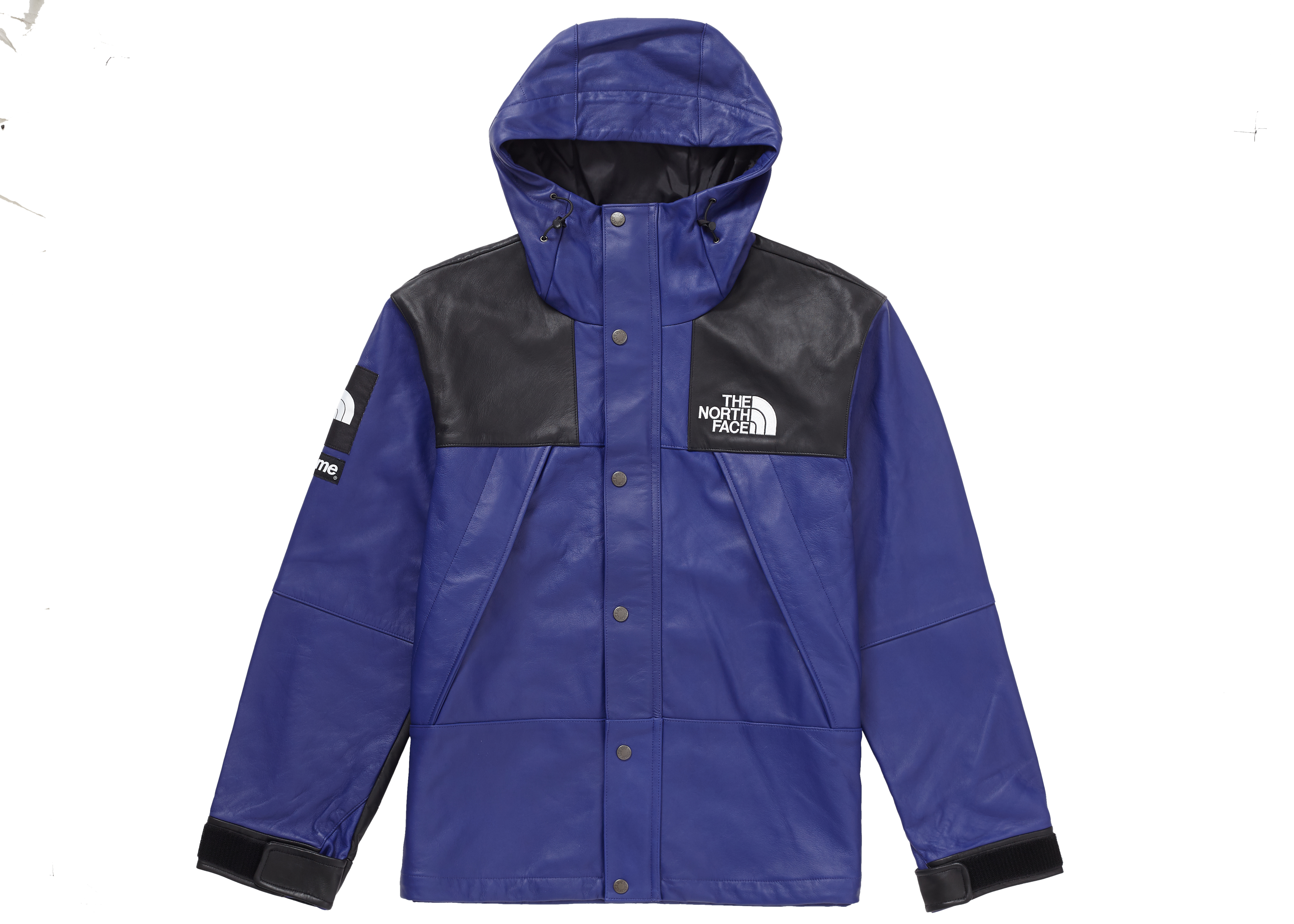 5d086415b6 Supreme the north face leather mountain parka royal jpg 1400x1000 Supreme  mountain parka