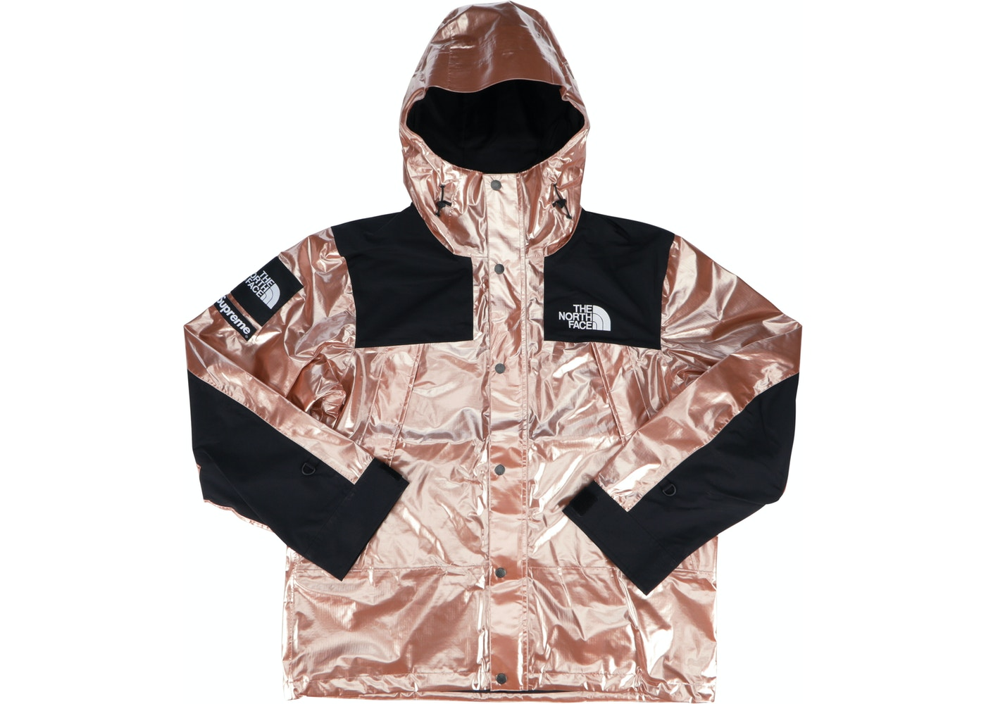 Sell. or Ask. Size S. View All Bids. Supreme The North Face Metallic  Mountain Parka Rose Gold b7b31d5af