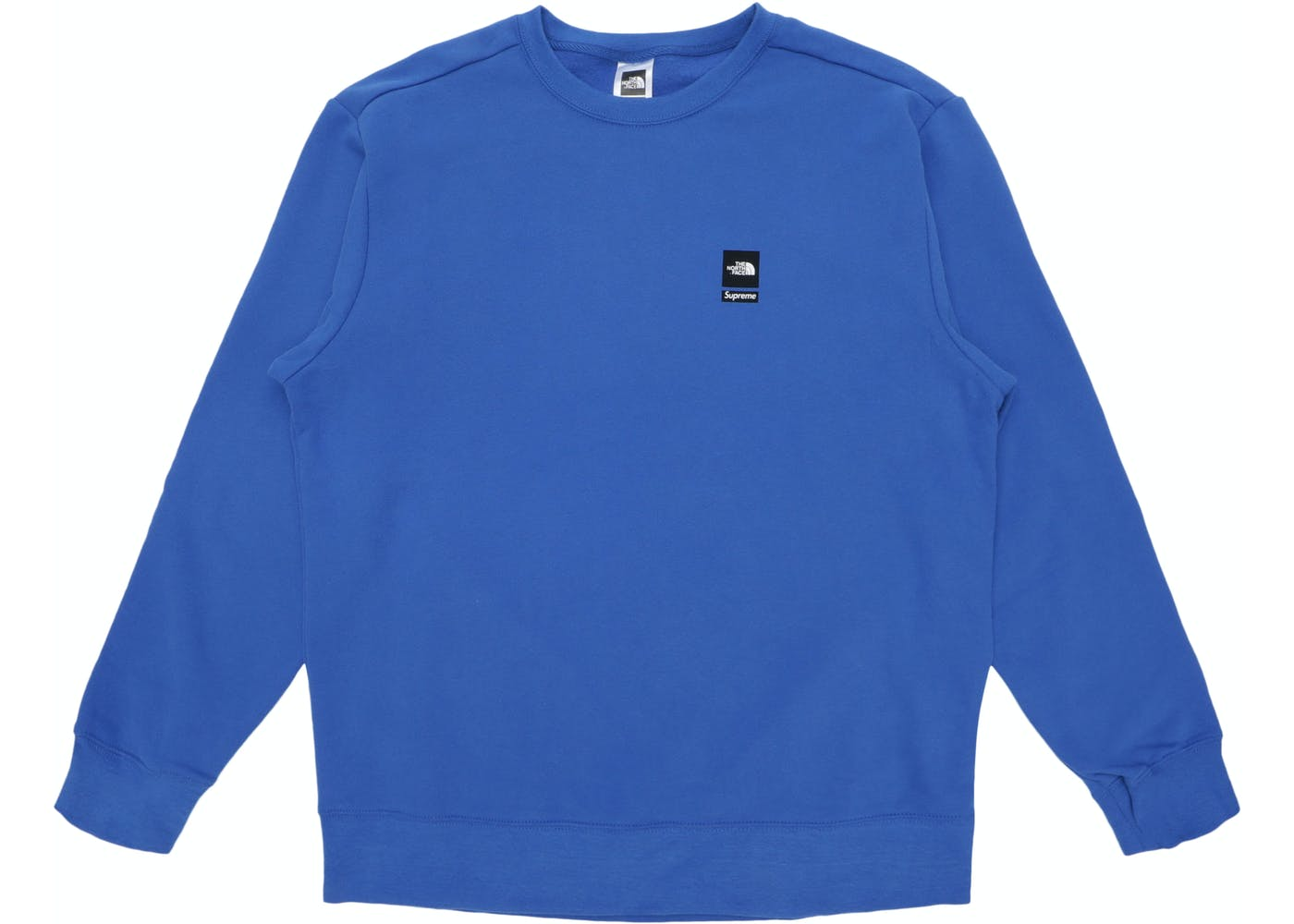The North Face Mountain Crewneck Sweatshirt Royal