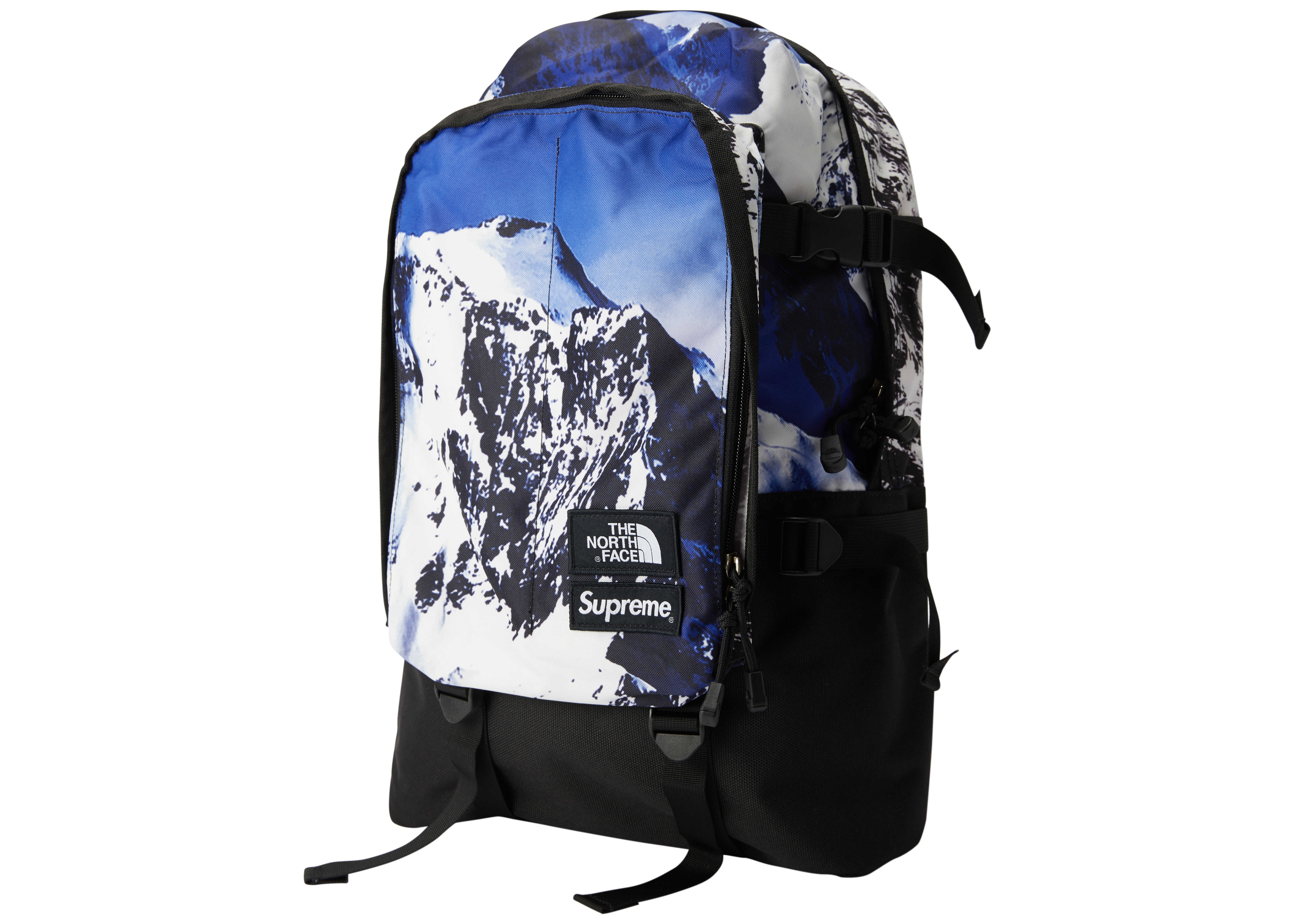 Supreme The North Face Mountain Expedition Backpack BlueWhite
