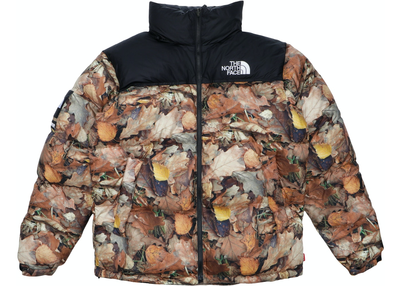 8a6fa9b8a9 Sell. or Ask. Size L. View All Bids. Supreme The North Face Nuptse Leaves
