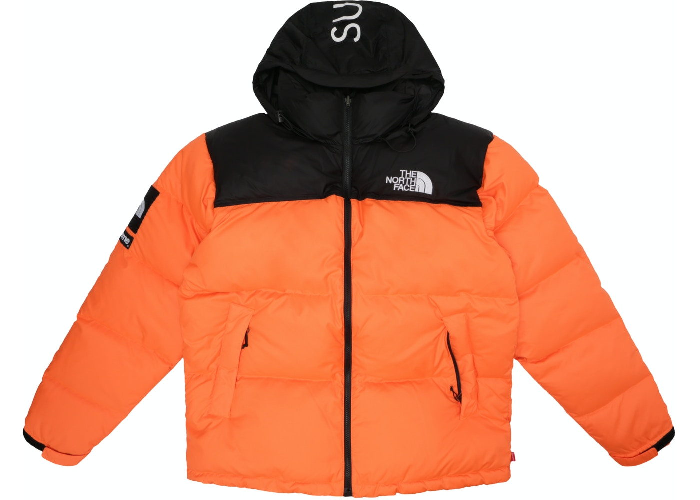 8eb3aa7cdd0e Sell. or Ask. Size M. View All Bids. Supreme The North Face Nuptse Orange