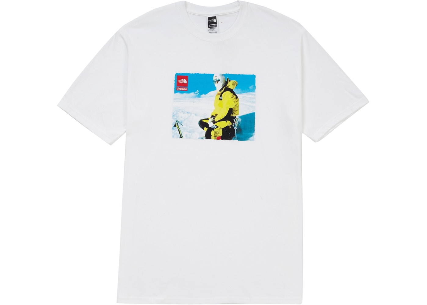 823d067fc Supreme The North Face Photo Tee White