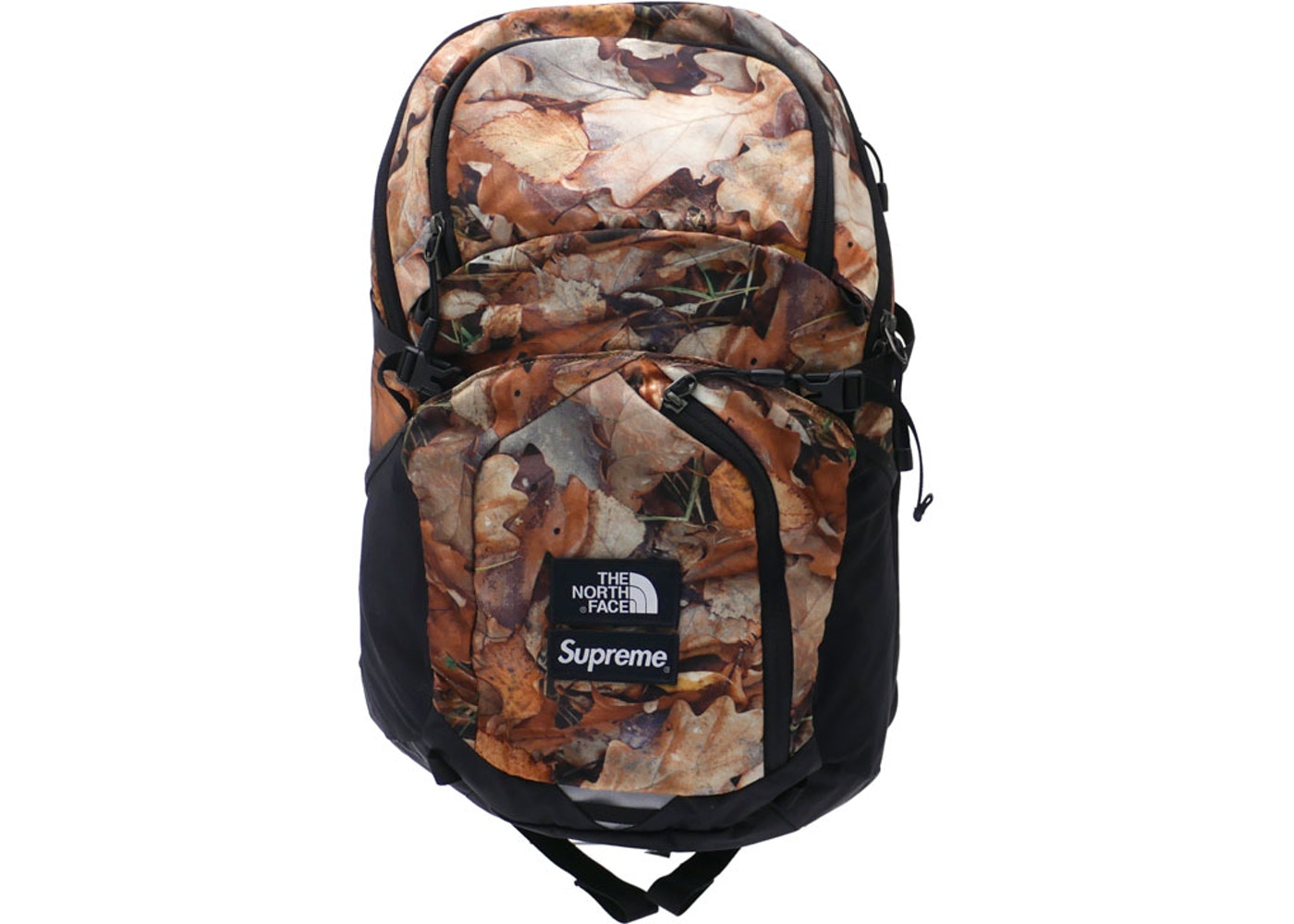 a01232e6 Sell. or Ask. View All Bids. Supreme The North Face Pocono Backpack Leaves