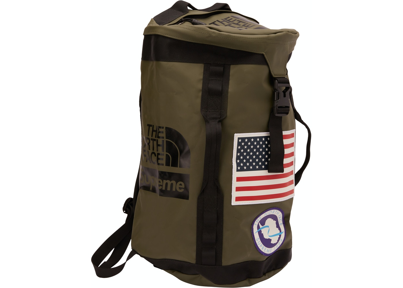 Or Ask View All Bids Supreme The North Face Trans Antarctica Expedition Big Haul Backpack Olive