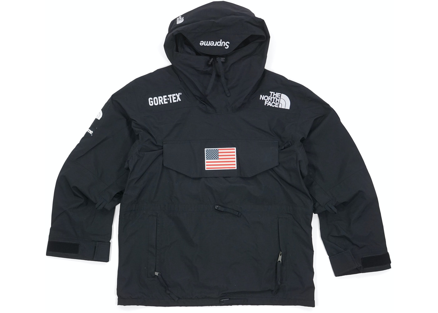 4e51cec8 Sell. or Ask. Size S. View All Bids. Supreme The North Face Trans  Antarctica Expedition Pullover Jacket Black