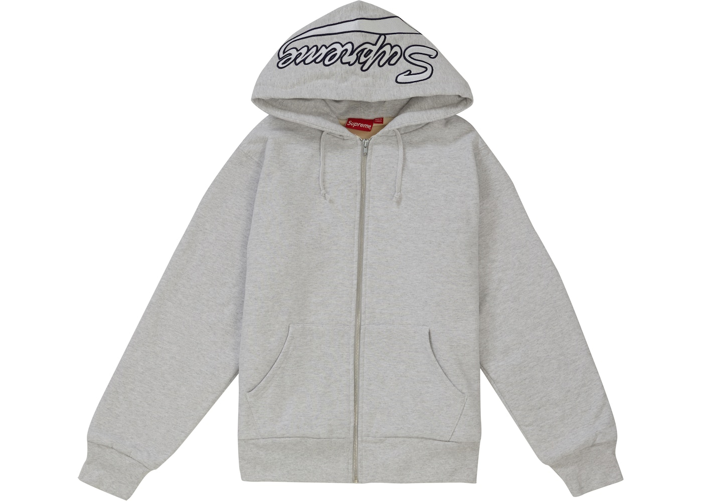Sell. or Ask. Size S. View All Bids. Supreme Thermal Zip Up Sweatshirt ... 508c0b1613a