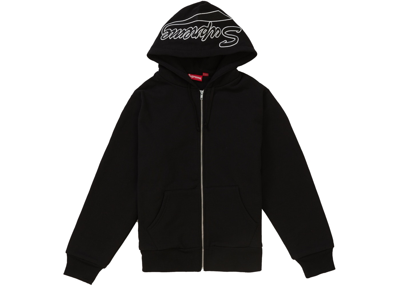 Sell. or Ask. Size M. View All Bids. Supreme Thermal Zip Up Sweatshirt Black b7bceb3f6cb