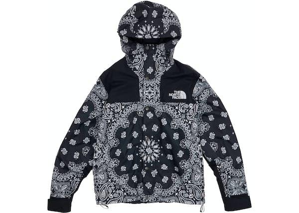 Supreme Jackets Average Sale Price