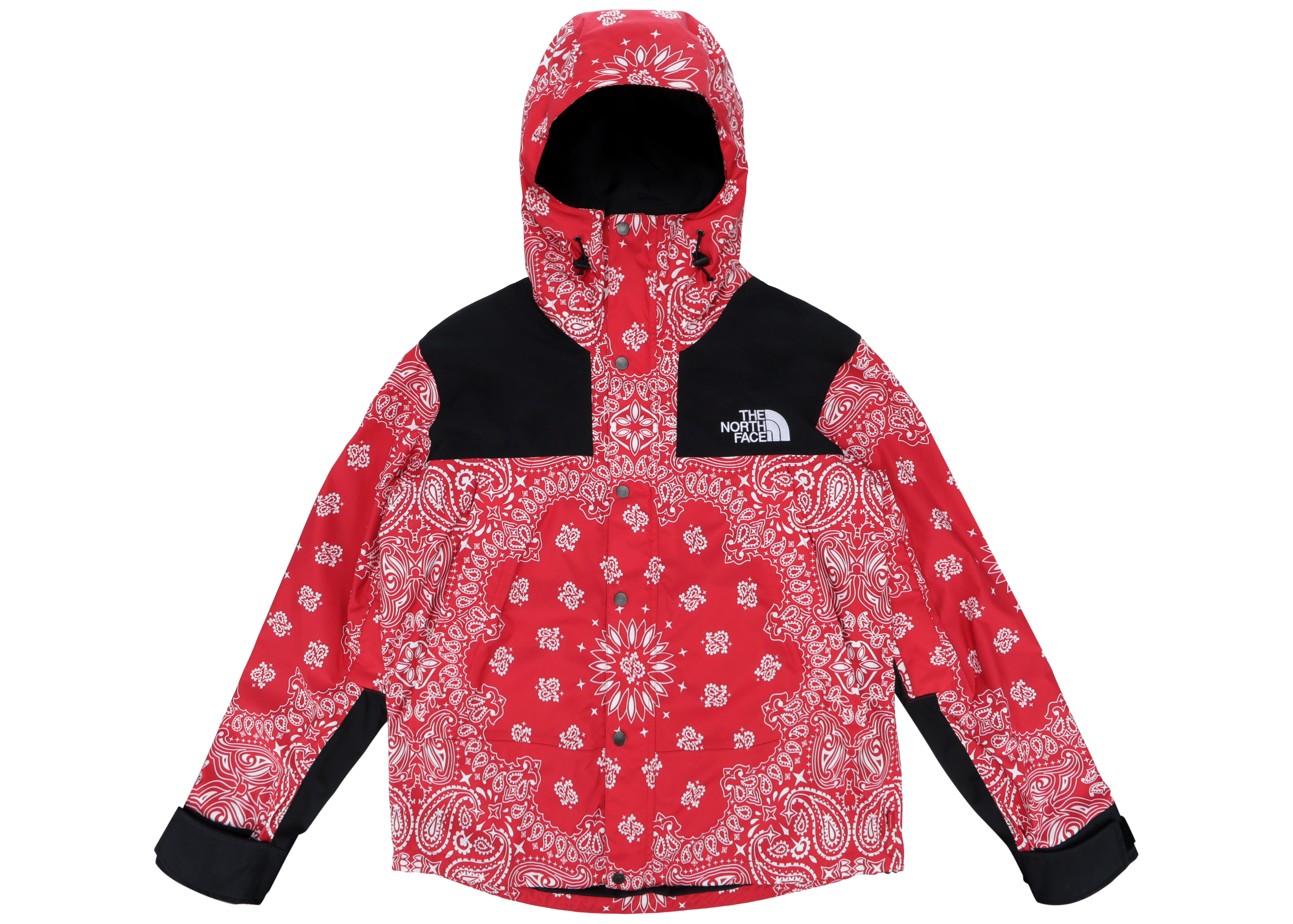 the north face hoodie jacke