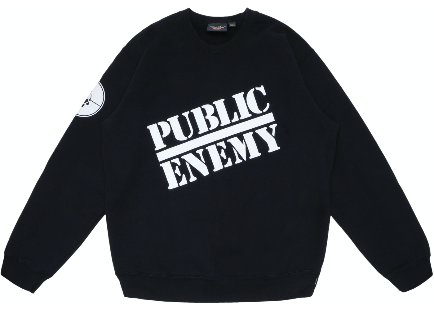 c2f3fe86f812 Sell. or Ask. Size: XL. View All Bids. Supreme UNDERCOVER/Public Enemy  Crewneck Sweatshirt Black