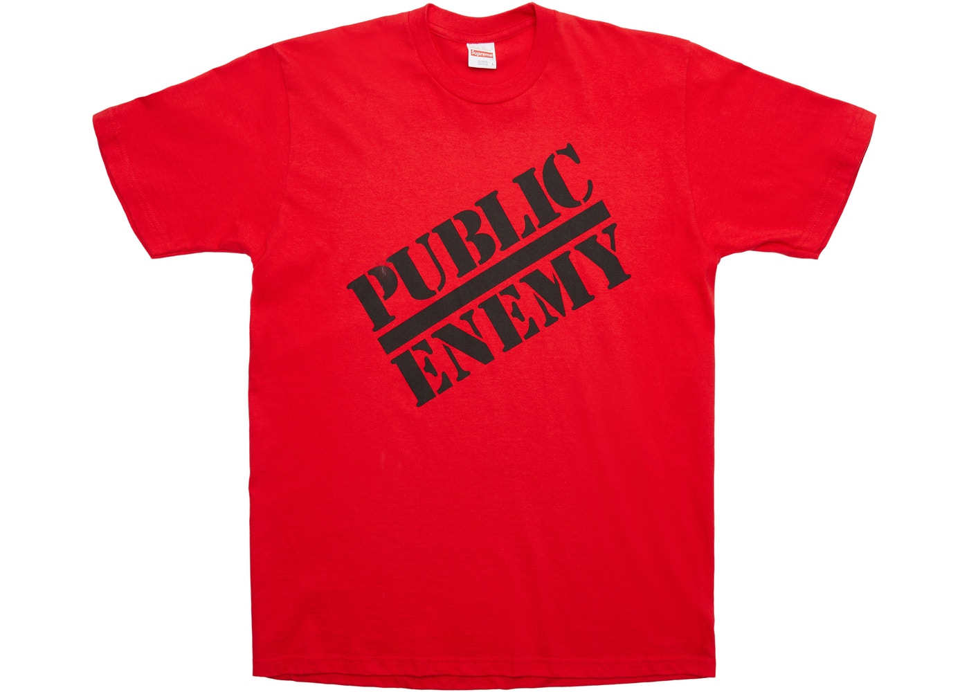 8778b920 Sell. or Ask. Size M. View All Bids. Supreme UNDERCOVER/Public Enemy Tee Red