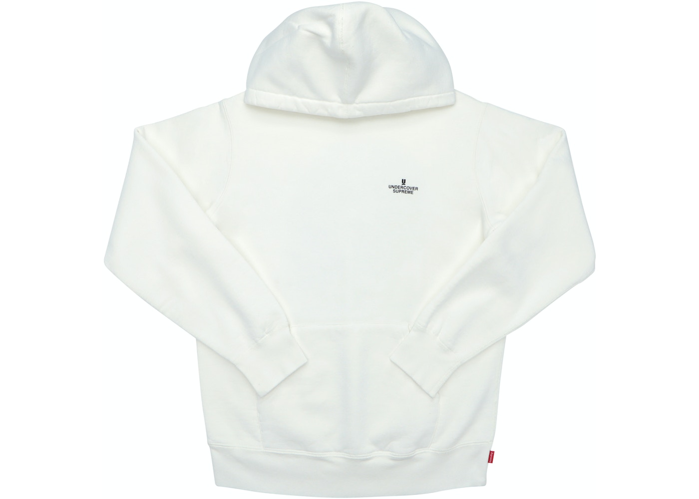 cd1d5e8840da Sell. or Ask. Size: XL. View All Bids. Supreme UNDERCOVER/Public Enemy  Terrordome Hooded Sweatshirt White
