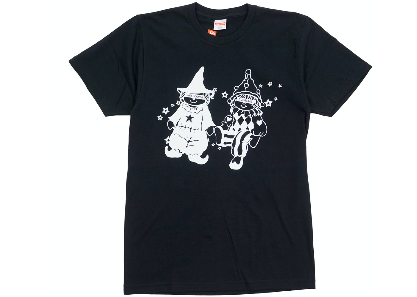 new arrival ae0df 1794d Supreme Undercover Dolls Tee Black - FW16