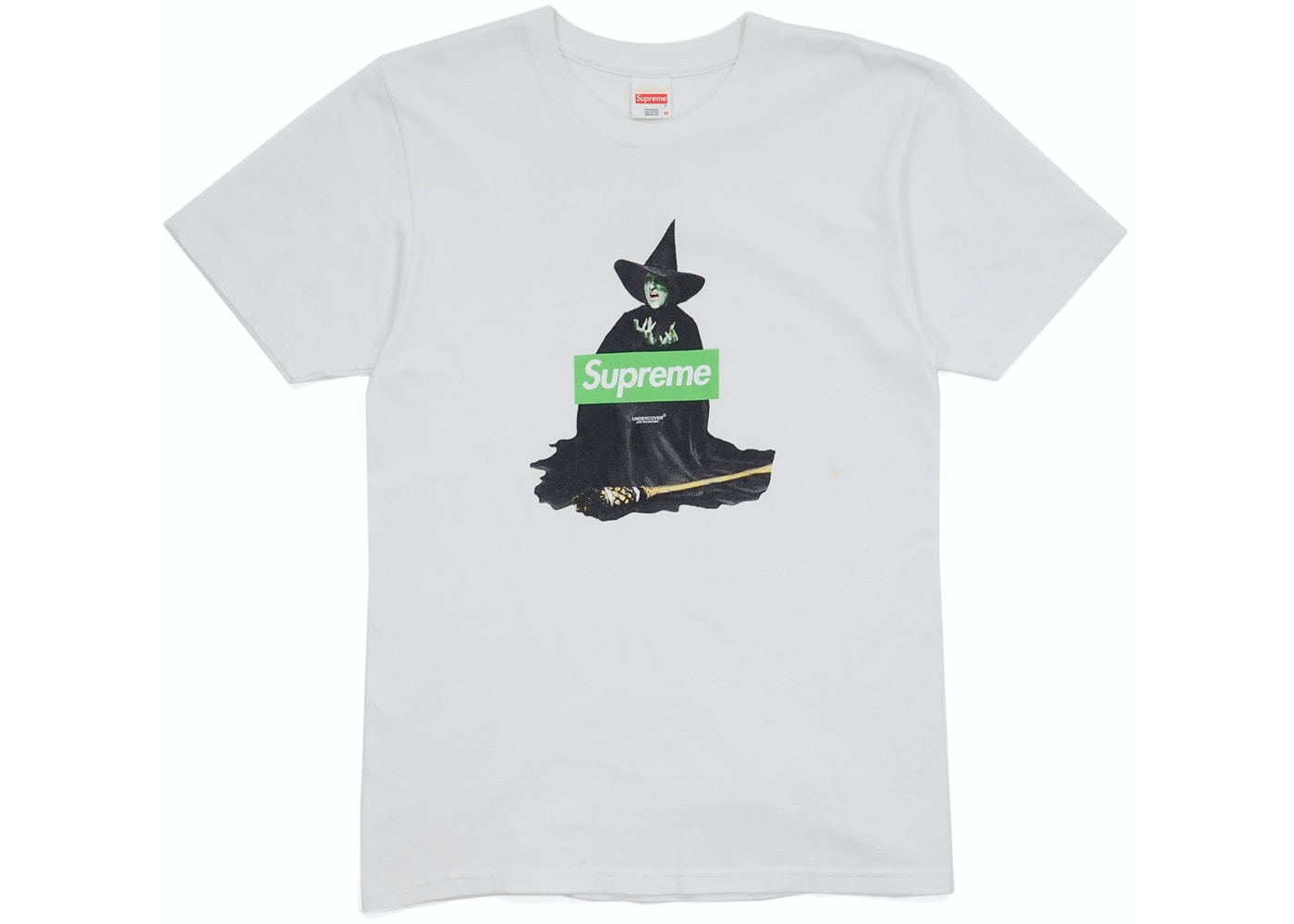 sports shoes ef989 ea6be Supreme Undercover Witch Tee White - SS15
