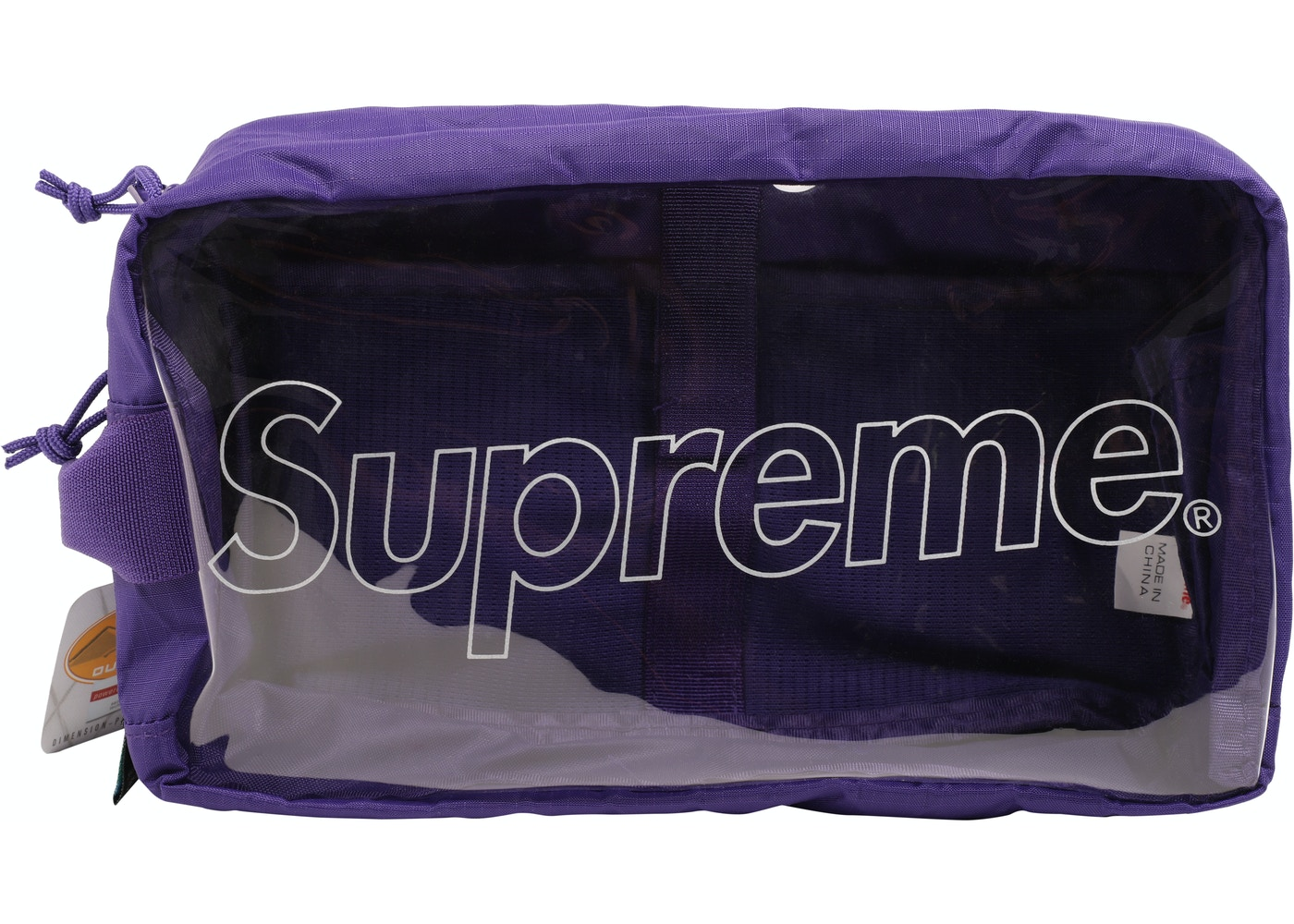 f30a783e Sell. or Ask. View All Bids. Supreme Utility Bag (FW18) Purple