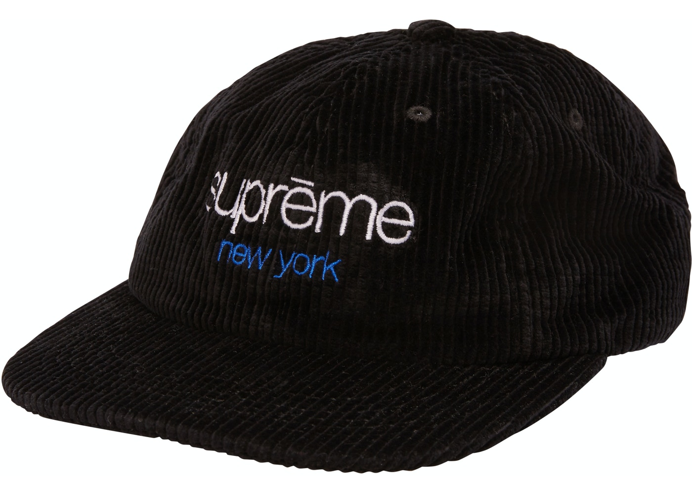 438058e412d Sell. or Ask. View All Bids. Supreme Waffle Cord Classic Logo 6-Panel Black