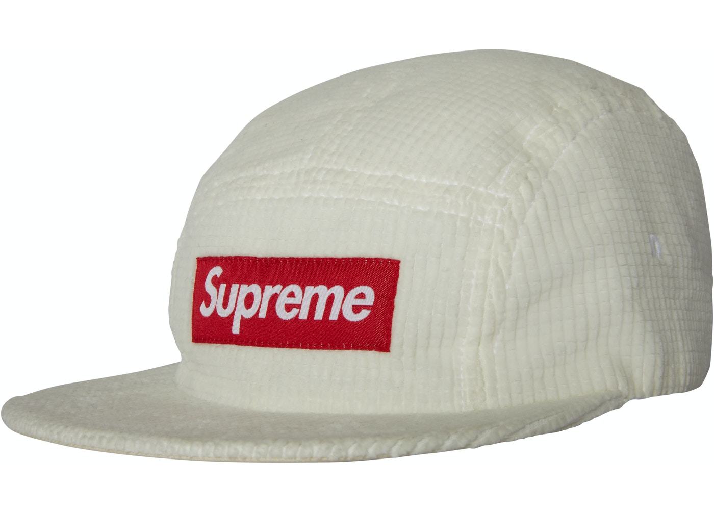 e5f20df19a8 Sell. or Ask. View All Bids. Supreme Waffle Corduroy Camp Cap White