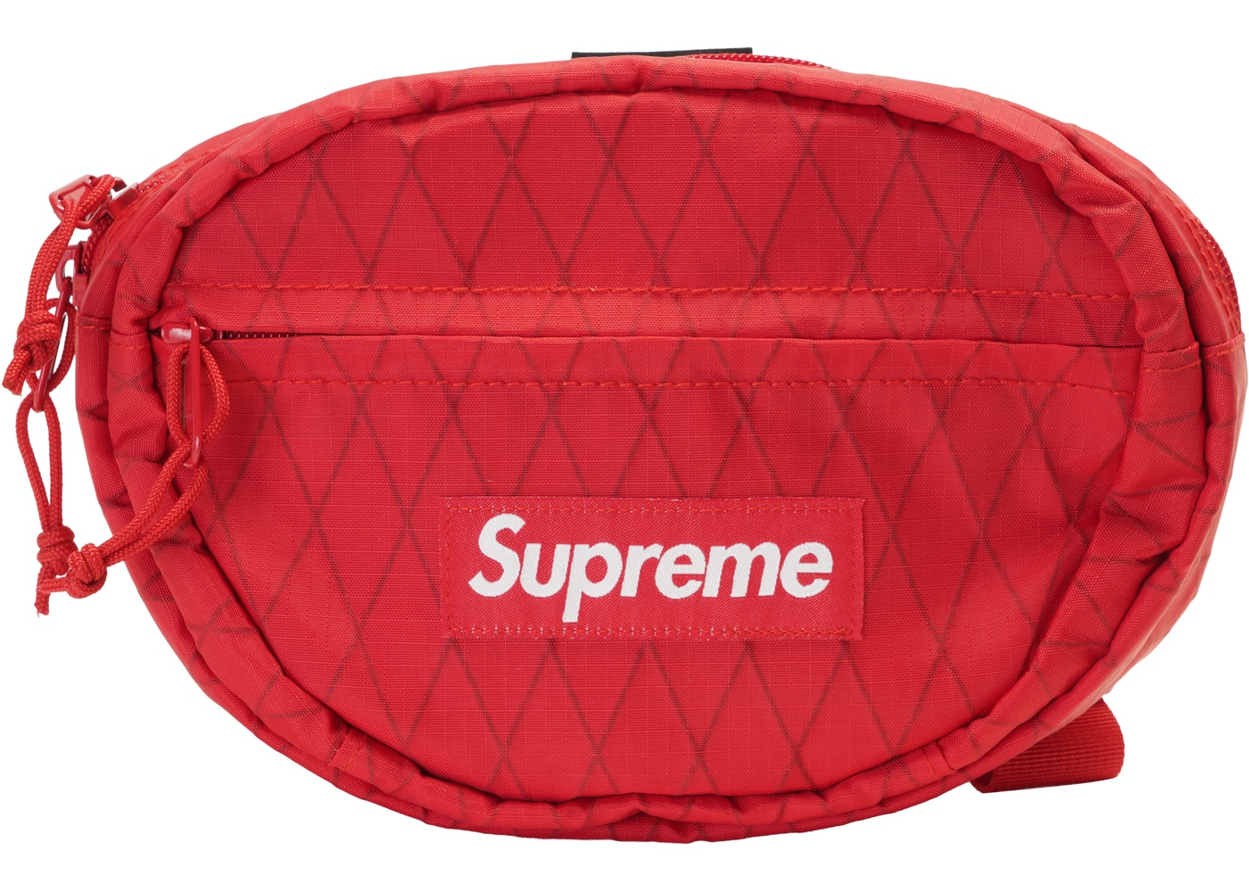Sell. or Ask. View All Bids. Supreme Waist Bag (FW18) Red 3ec5e914855b2