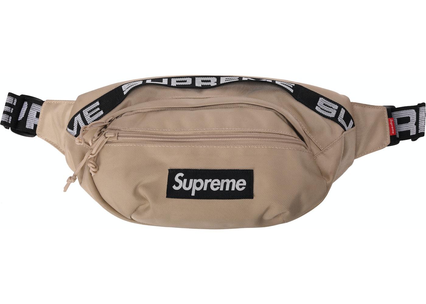 6dc18ad5e9b Sell. or Ask. View All Bids. Supreme Waist Bag ...