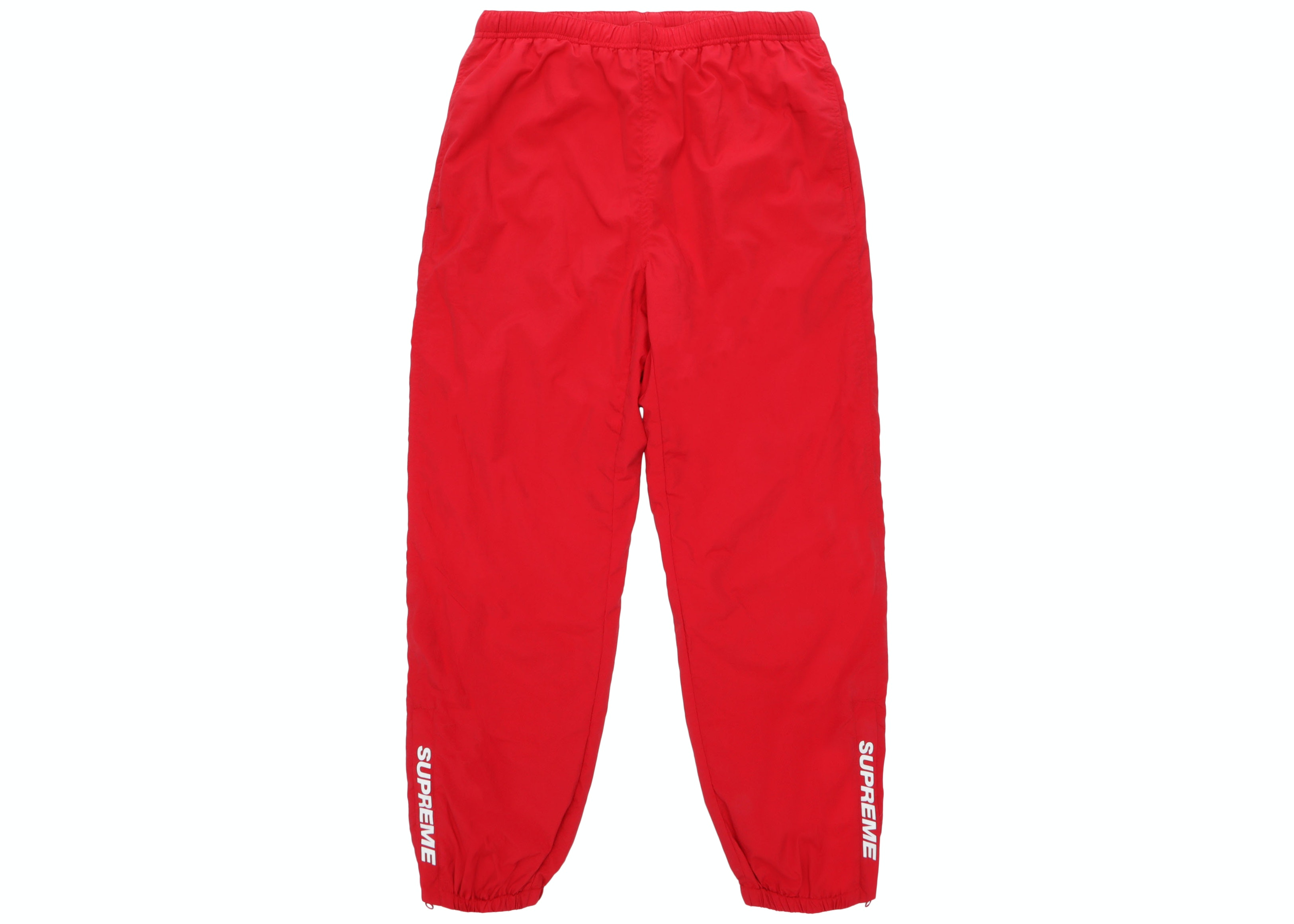 Supreme Warm Up Pant (SS18) Red