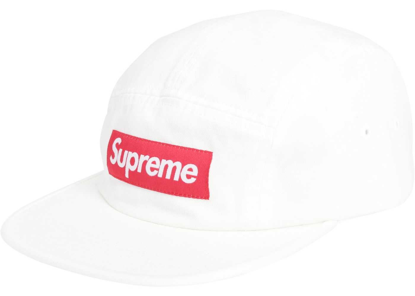 eef8218d1a6 Sell. or Ask. View All Bids. Supreme Washed Chino Twill Camp Cap White